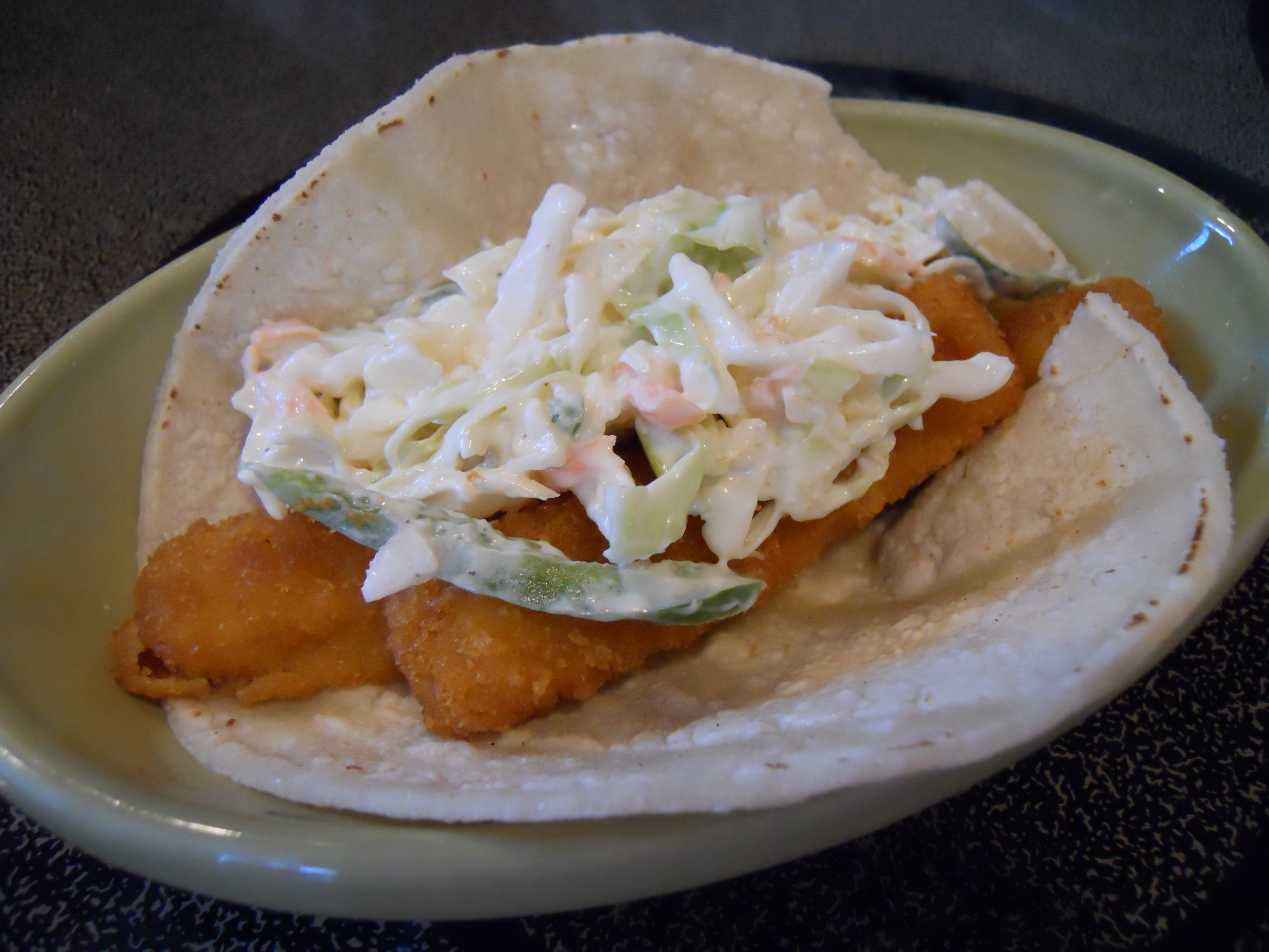 Fish stick tacos with jalapeno coleslaw kate 39 s recipe box for Fish stick tacos