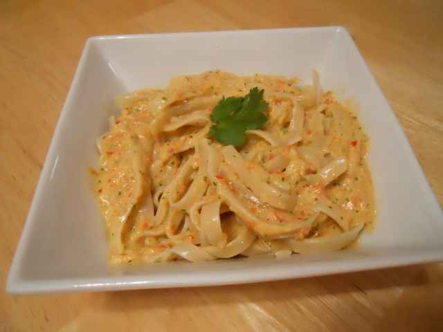 Tex Mex Pepper Cream Sauce
