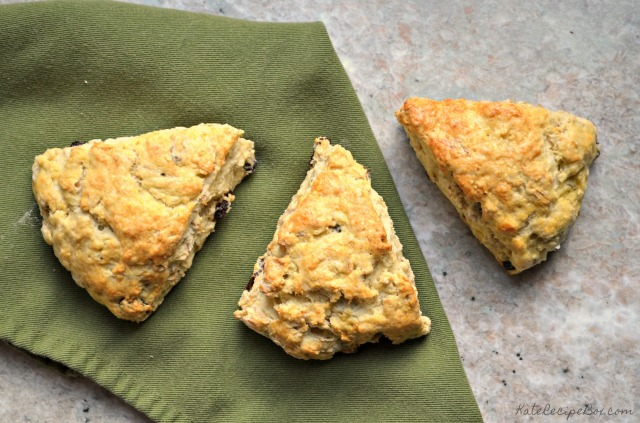 Irish Soda Bread Scones 2