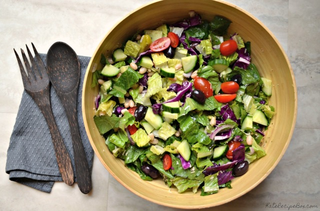 Italian Chopped Salad 1