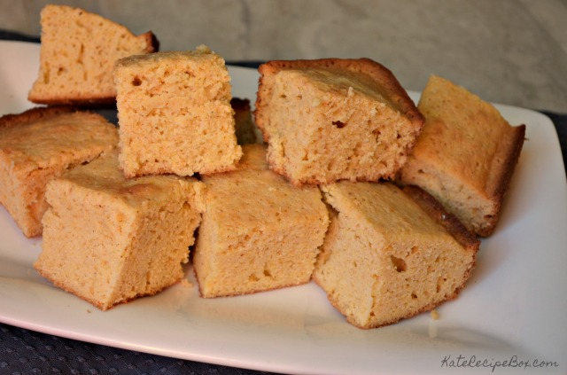 Honey Cornbread 1