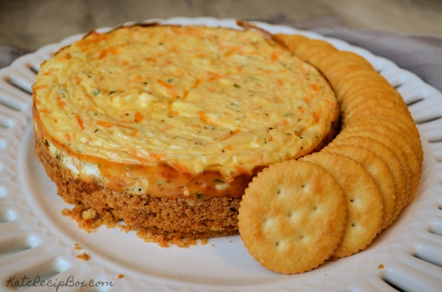 Savory Cheesecake 3